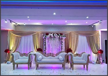 Bia Lounge Wedding Hall in Birmingham